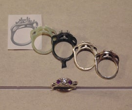 Casting Rings - From Startup to Finish
