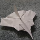 Oragami Paper Plane Fighter