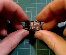 3 Simple Ways of Programming an ESP8266 12X Module