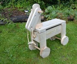 A Pallet Horse...