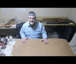 Board for Staining or Painting Projects
