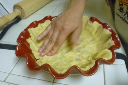 Flaky Limoncello Crust