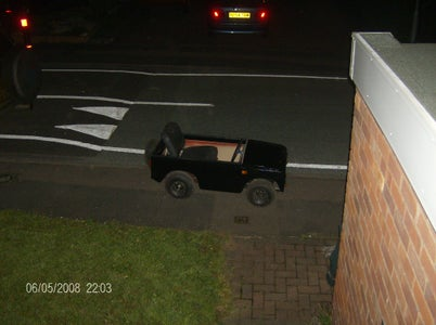 Childs Electric Car
