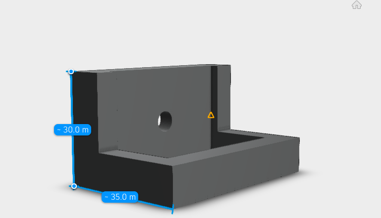 Picture of Mechanical Structure of 3-D Printed Parts