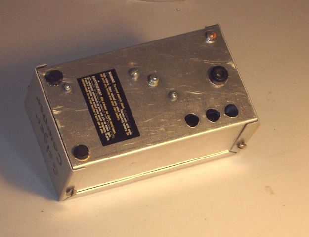 Picture of Homemade Geiger Counter