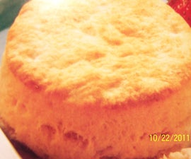 Jeremiah Johnson Trailside Biscuits