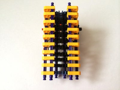 Make a K'nex Custom Attachment for Your Nerf Blaster!