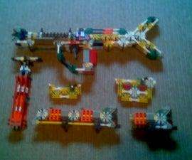 Knex Sniper Rifle