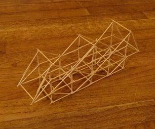 Toothpick Bridge