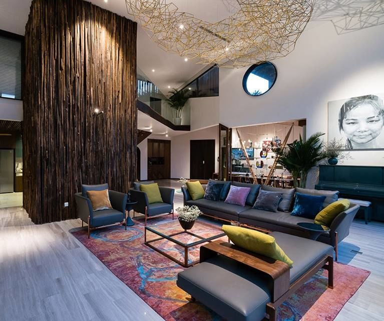 Ways to Decorate Living Room