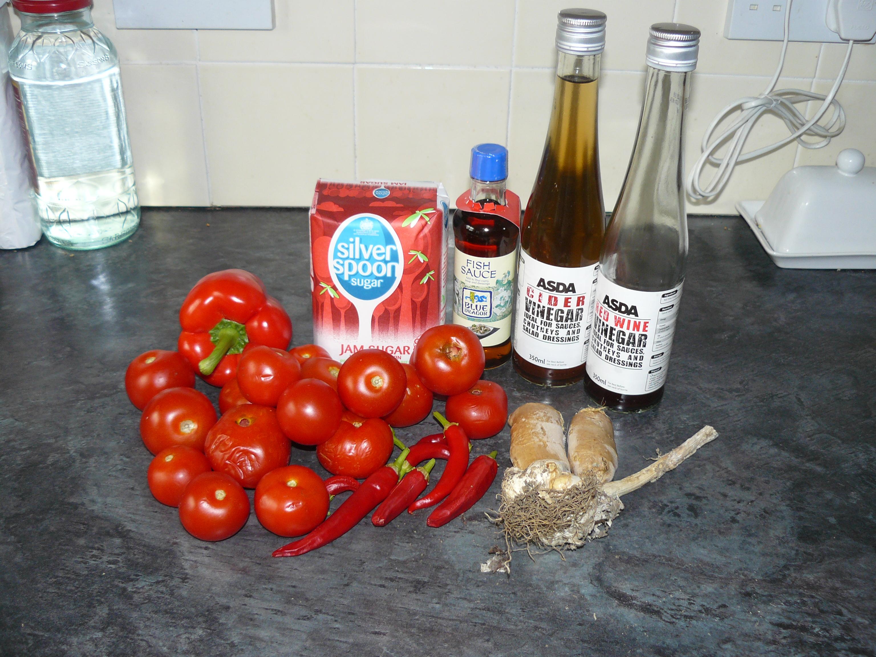 Picture of Chilli Jam
