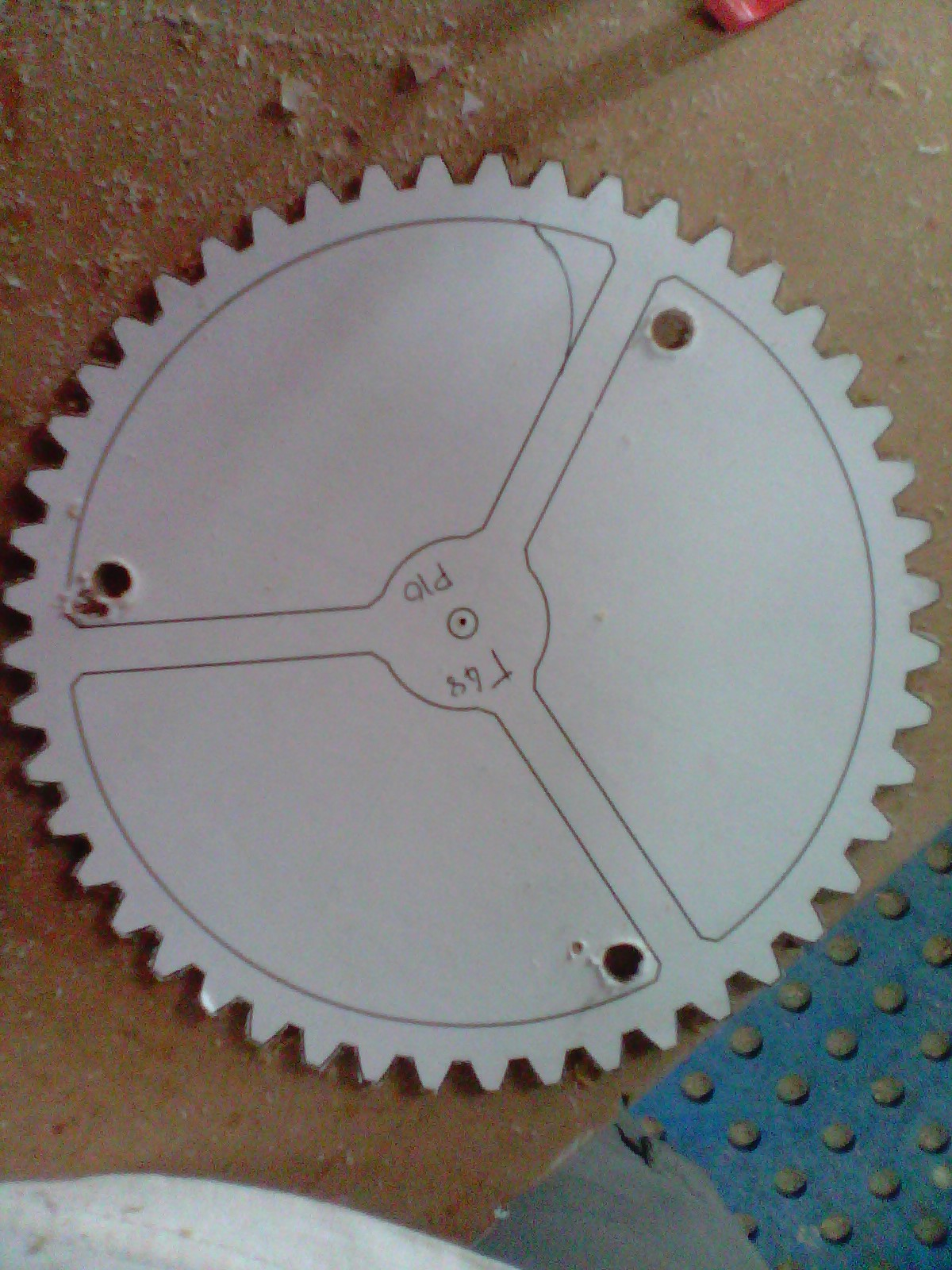 Picture of Gear Construction