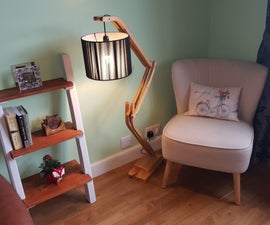 Articulated Lamp.