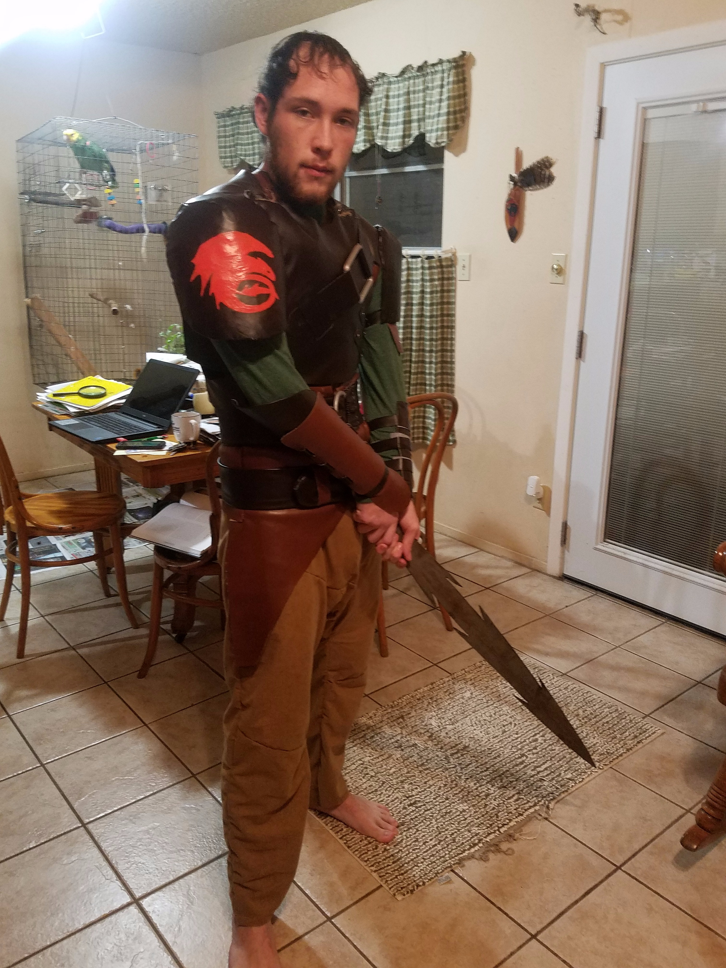 Picture of With the Sword