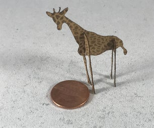 Lora's Giraffe