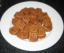 Rolo Pretzel Sandwiches