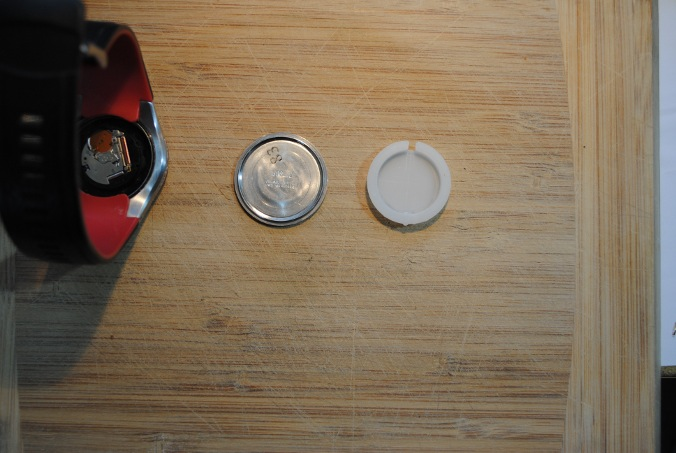 Picture of Rip Curl Watch Internals