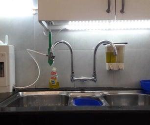 Upgrading Kitchen Cabinet