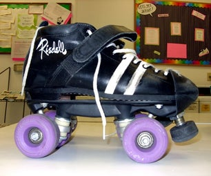 Roller derby basics: cleaning your wheels