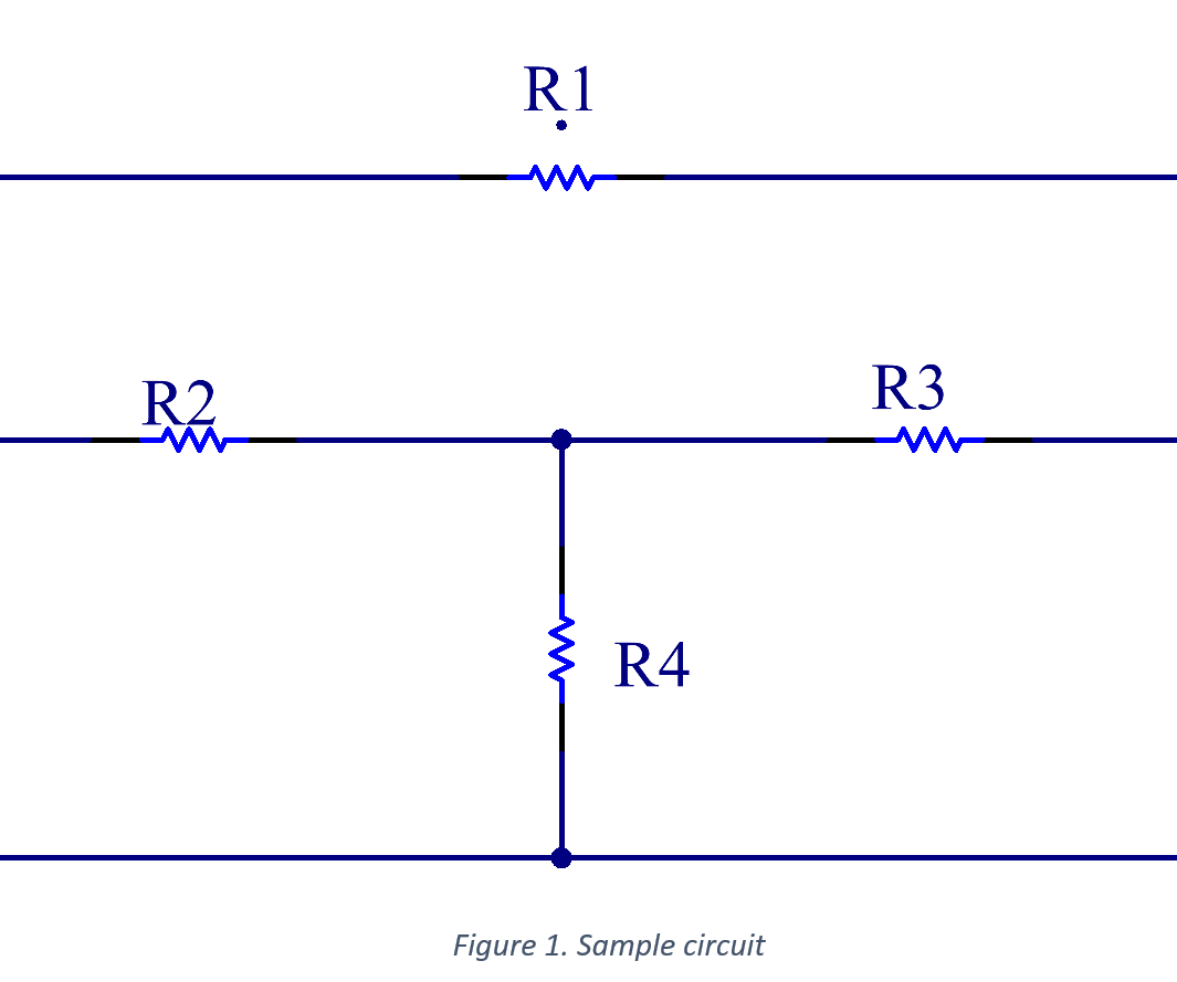 How To Perform Nodal Analysis On An Electrical Circuit 6 Steps Simple Electric Made Up Of A Voltage Source And Resistor