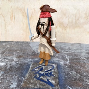 Pirate Sword.