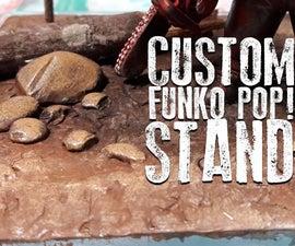 Custom FUNKO POP! Stand