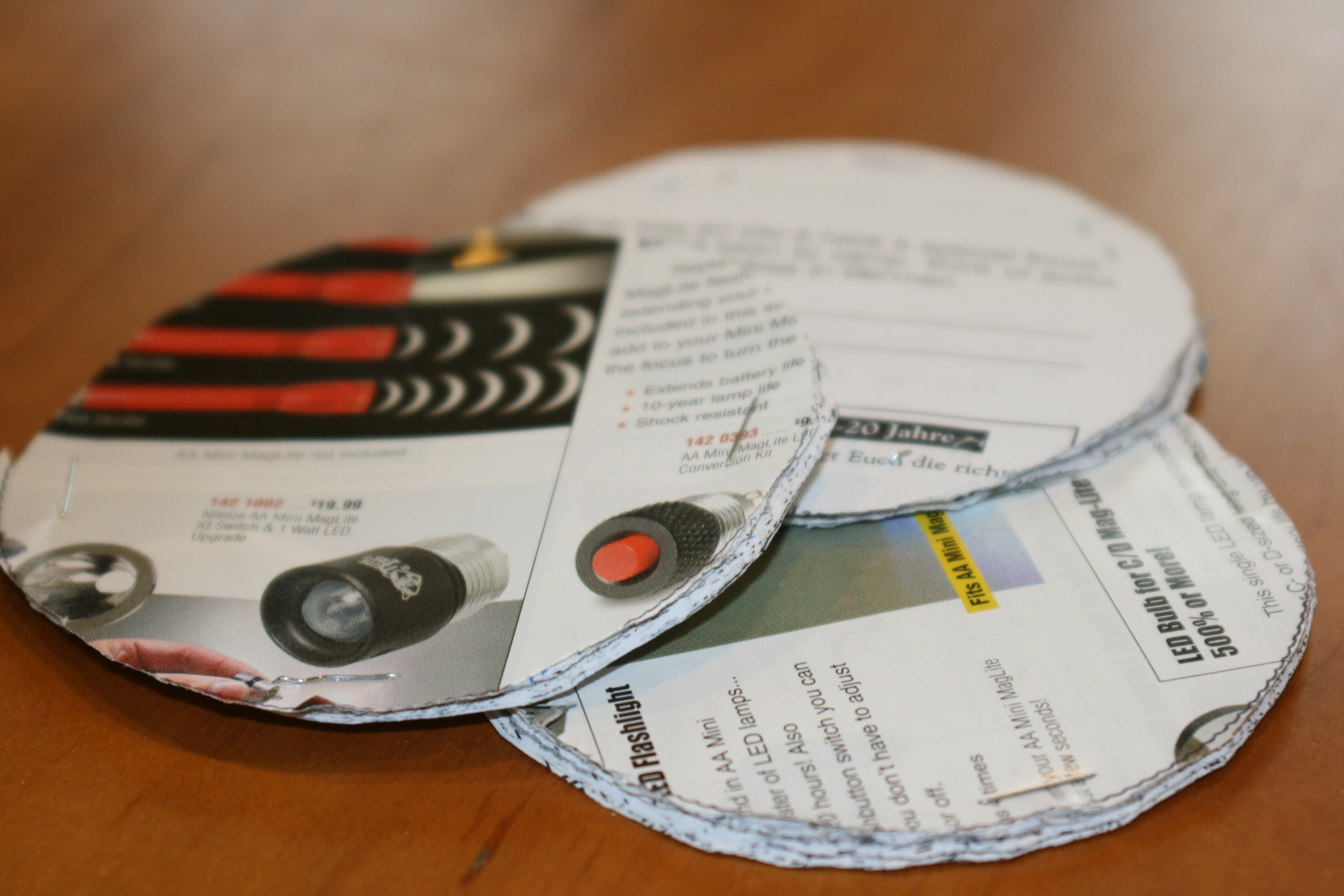 Picture of Paper Coasters