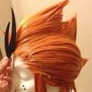 Spiked Wig Tutorial
