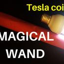 Magical Wand. Tesla Coil