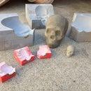 Cement Skulls!!!