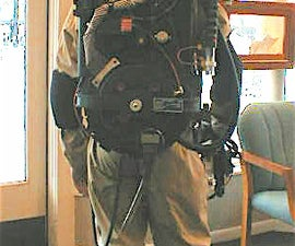 Be a Ghostbuster for Halloween!