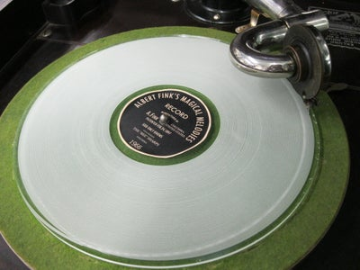 Make a Playable Laser-Cut Gramophone Record From Bioshock Infinite