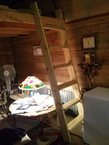 Install at Tiny House Loft