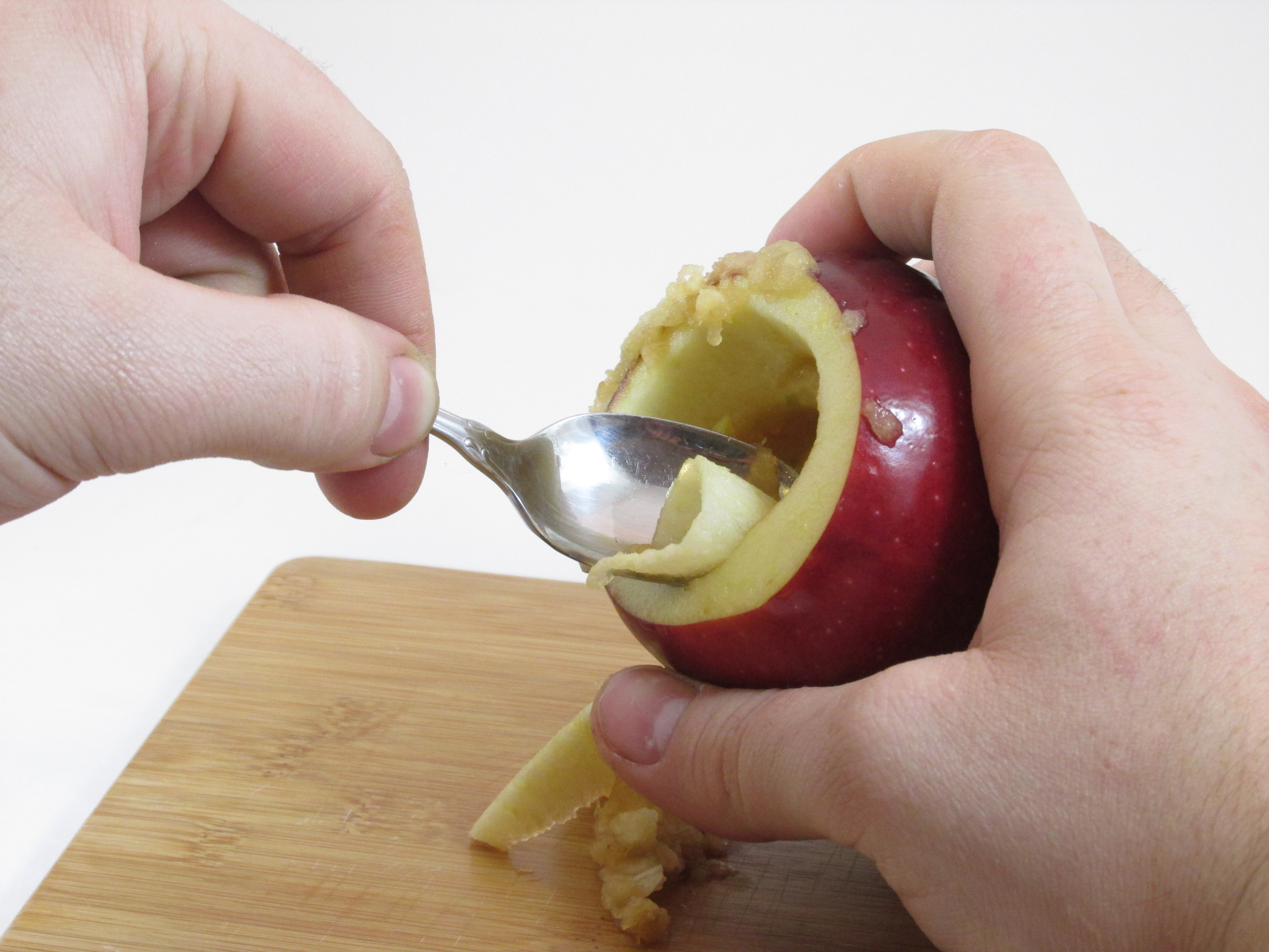 Picture of Hollowing the Apple