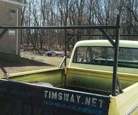 $35 Welded Steel Truck Rack