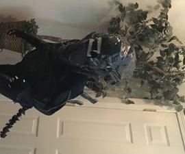 Diy Alien Xenomorph Drone Cosplay