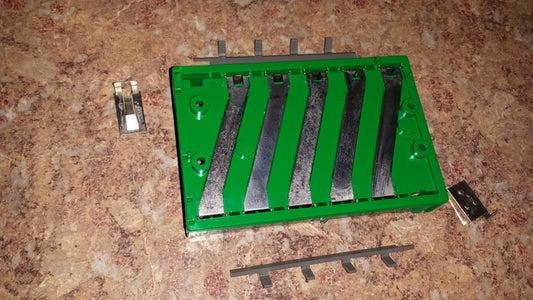 Repairing an RCX