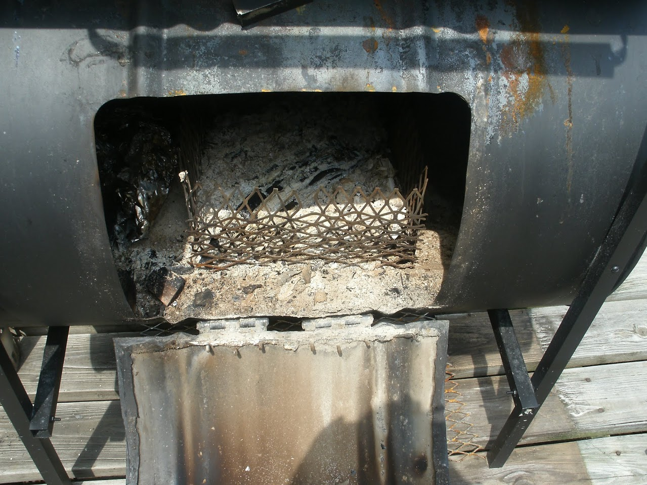 Picture of The First Burn
