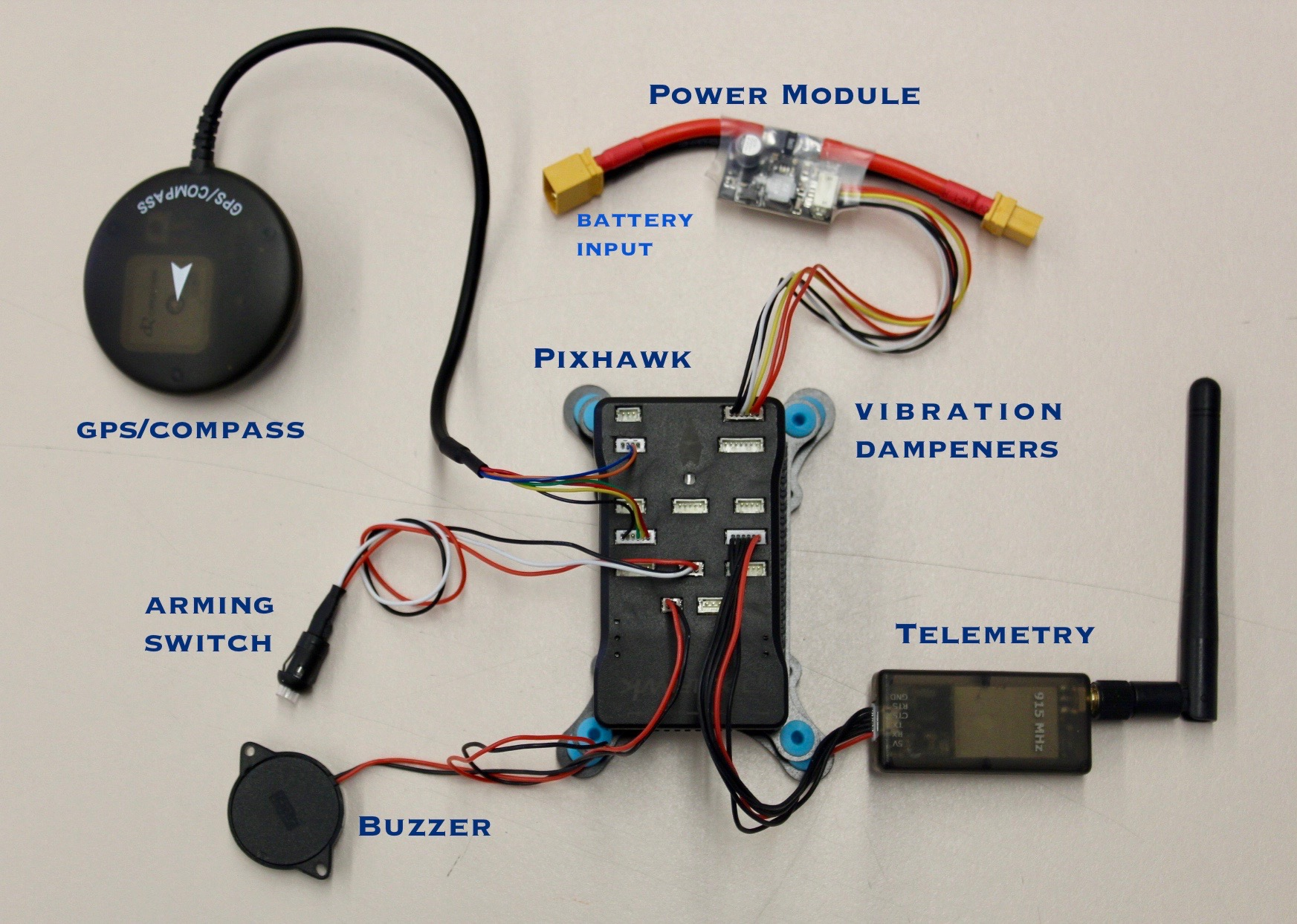 Picture of Wiring the Autopilot Board