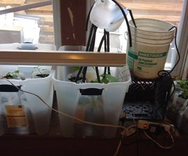 Garduino: Gardening + Arduino