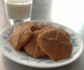 Bacon Fat Cookies
