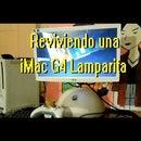 IMac G4 Lamp New Life