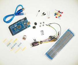 Getting started with GearBest Starter Kit for Arduino