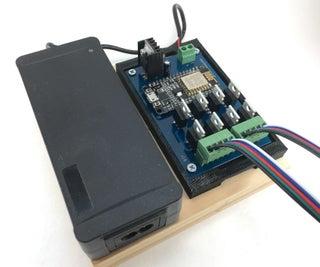Easier WiFi LED Light Strip Controller
