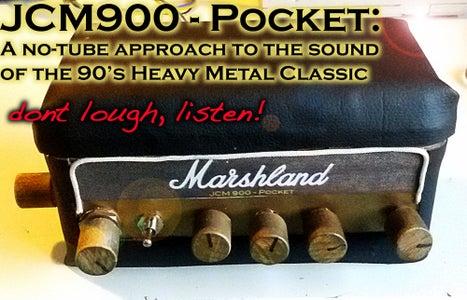 Marshland Pocket-JCM900 Guitar Amplifier