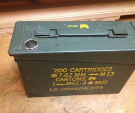 Ammo Can 12V Power Supply - Updated!