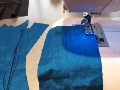 Sew the Panels Together