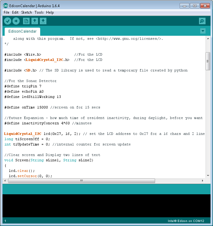 Picture of Update the Arduino Code