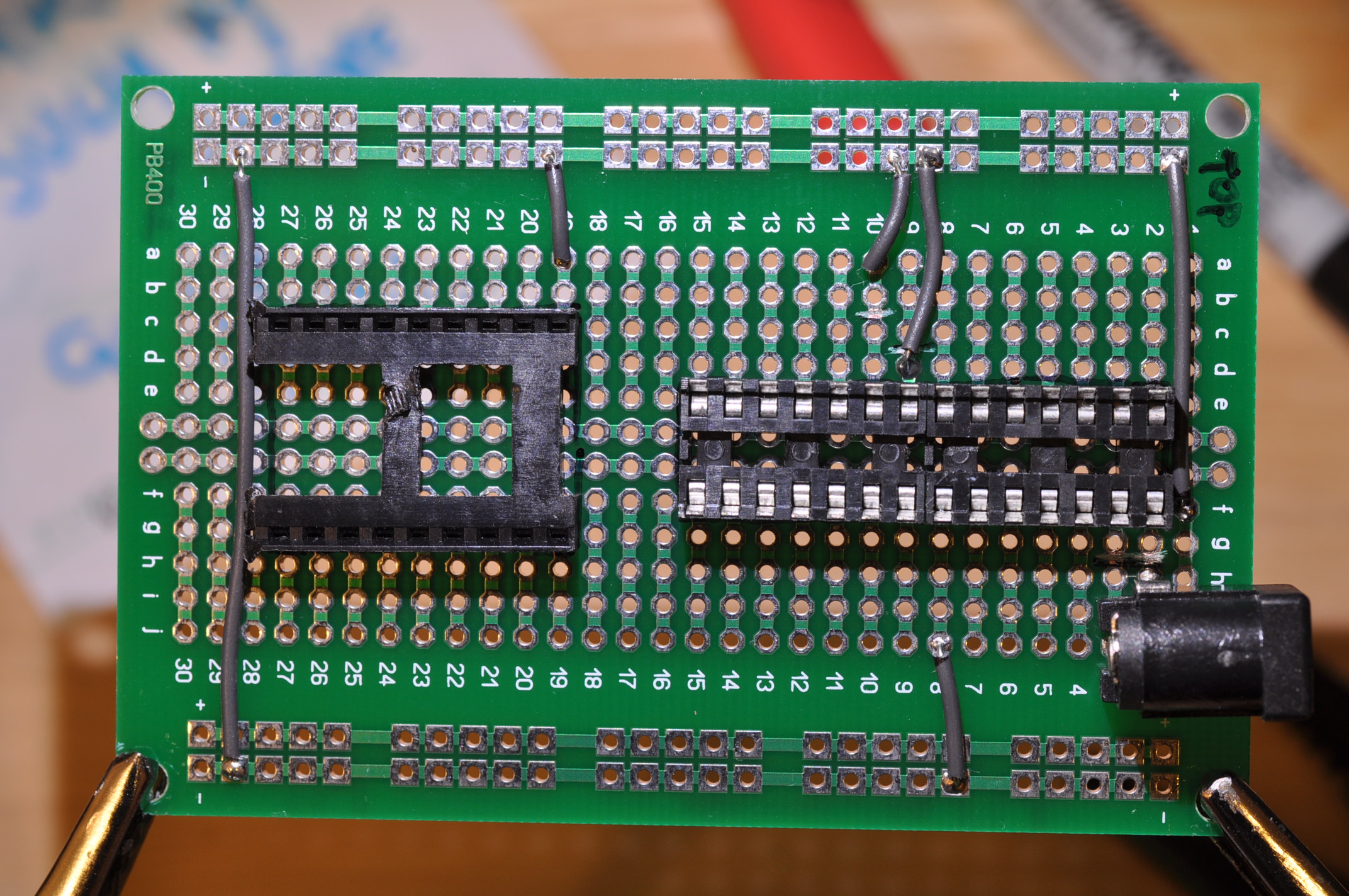 Picture of Solder the Ground Wires