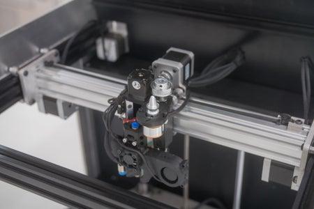 R2 Prototype - the Floor Model